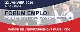 Forum emploi Sûreté aéroportuaire – Police aux frontières